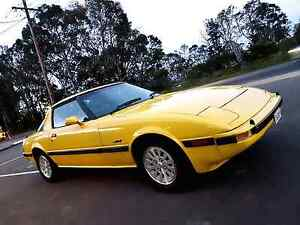 Mazda Rx7 Series 3 Bossley Park Fairfield Area Preview