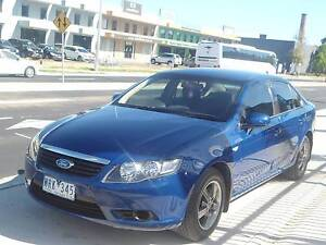 2008 Ford Falcon Sedan Footscray Maribyrnong Area Preview
