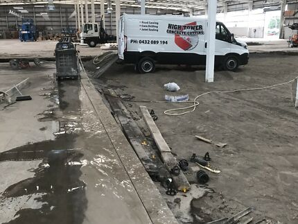 HIGH TOWER CONCRETE CUTTING