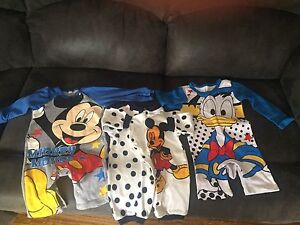Mickey Mouse jumpsuits - boys clothes New Norfolk Derwent Valley Preview