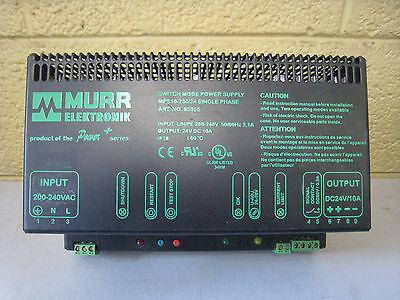 Murr Elektronik Mps10-23024 85055 Switch Mode Power Supply Used Free Shipping