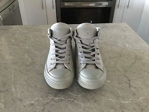 Converse Unisex Grey Salisbury Brisbane South West Preview
