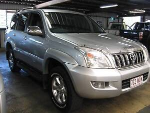 FROM$80p/wCREDIT PROBLEMS?NO DEPOSIT?GOT A JOB/ABN? TOYOTA PRADO Murarrie Brisbane South East Preview