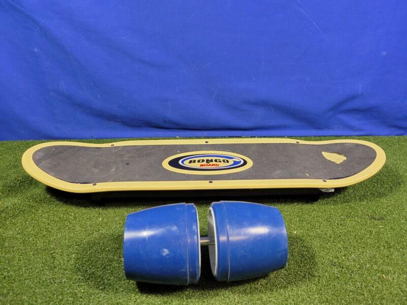 Bongo Board Skateboard Snowboard Surf Balance Core Training Exercise Fitterfirst