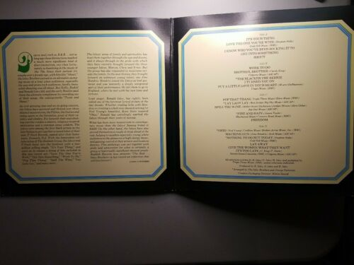 THE BEST... ISLEY BROTHERS / 2 Record Set / 1976 Buddah Records / Near Mint  - $90.00