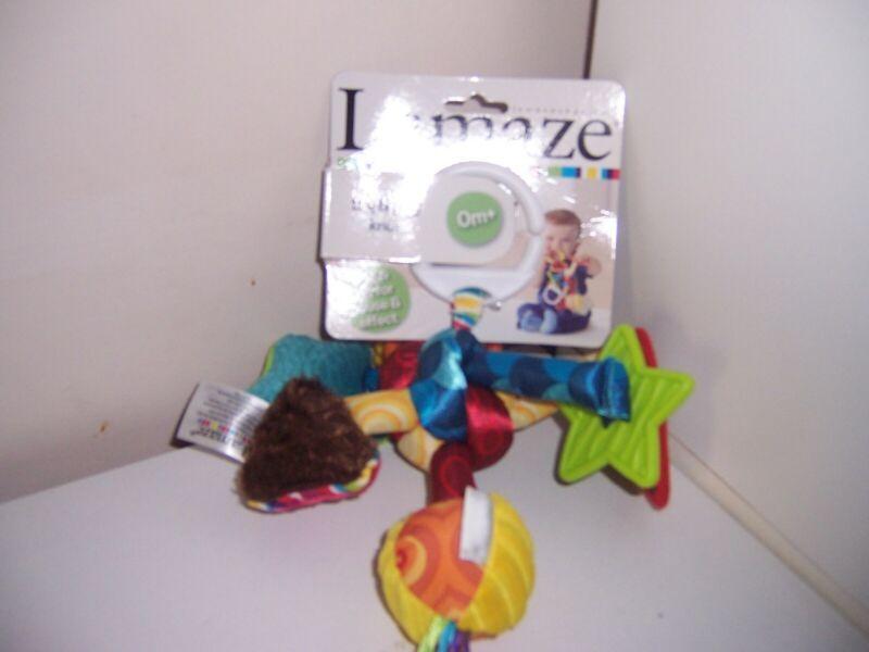 Lamaze TUG N PLAY KNOT Baby Developmental Toy - NEW