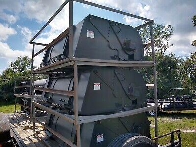 New Skidsteer Skid Steer Sweeper Pickup Broom Sweepster Bucket Jct