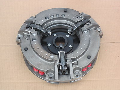 Clutch Pressure Plate For Massey Ferguson Mf 175 255 265 Industrial 31