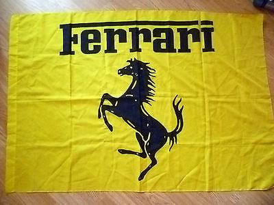 Speedway Flag- FERRAFI FLAG (Org*, apx. 130x85 cm)