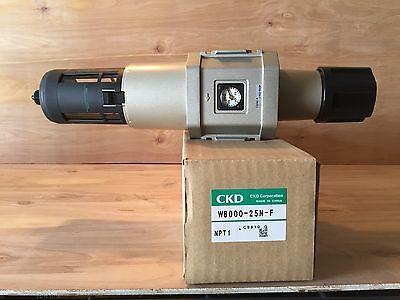 Ckd Filter Regulator W8000-25n-f