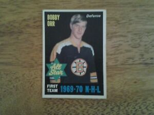 420 HOCKEY CARDS TO 1969 AT 1976
