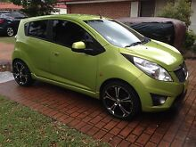 Holden Barina Spark CDX 2011 Wattle Grove Liverpool Area Preview