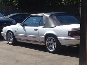 1984 Mustang GT350 20TH anniversary
