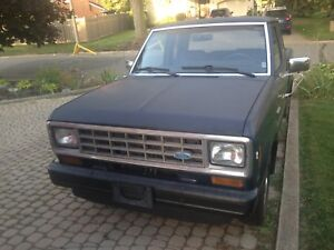 1987 ford ranger Does not need a Etest price is firm