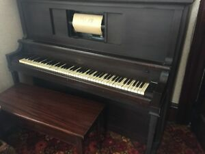 Free player piano