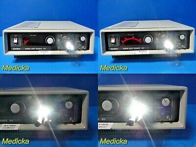 Karl Storz 611c Xenon Light Source W 487uo Multi-adapterair Working Too19033