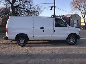 2006. FORD. E250 ECONLINE  CARGO     155000 ML