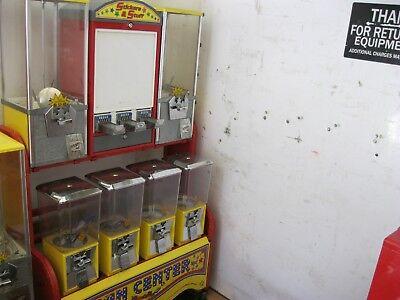 Gumball Toy Vending Machines Wracknorthwestern