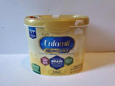 Enfamil NeuroPro Baby Formula Milk Powder Reusable Tub 20.7oz EXP 5/21