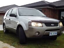 2004 Ford Territory Wagon Perth Northern Midlands Preview