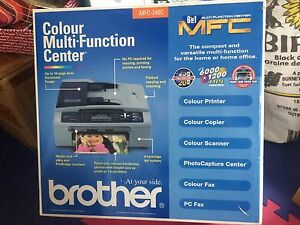 Brother MFC-240C, 6 in 1 printer