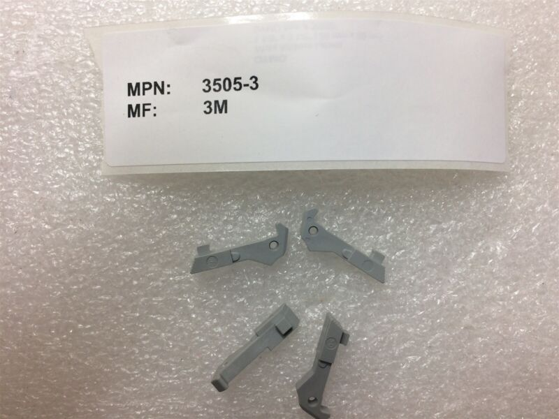 3505-3 3M Connector Accessories Headers Latch 20 PIECES