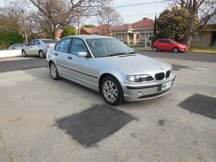 2002 BMW 318 full leather presents great Clarence Gardens Mitcham Area Preview