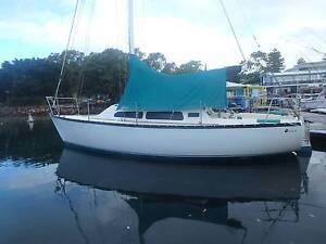Cavalier 28' Yacht - Fully Refurbished Awaba Lake Macquarie Area Preview