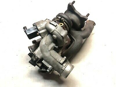 2008-2010 AUDI TT 8J MK2 2.0L - TURBO / TURBOCHARGER HOUSING 06F 145 701G