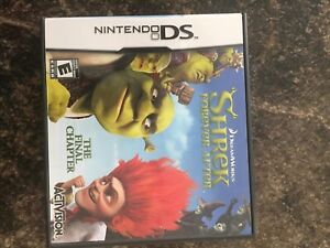 SHREK DS