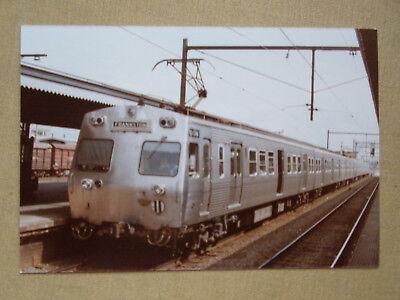 321 Farbfoto AUSTRALIEN Triebwagen 30M/Melbourne 1981
