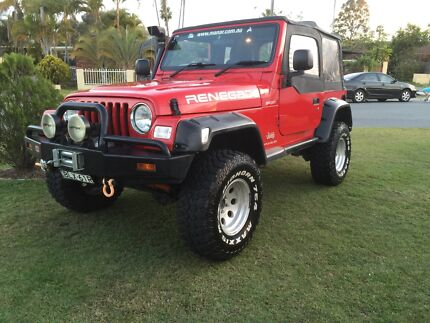 2003 Jeep Wrangler Renegade low kz  Labrador Gold Coast City Preview