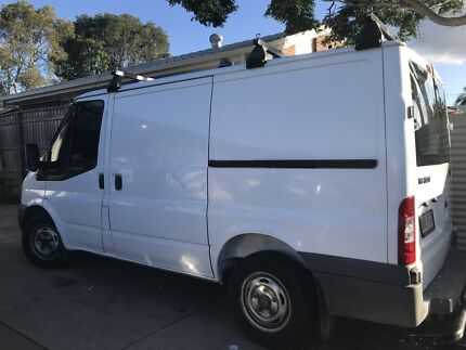 2010 Ford Transit Van Boronia Heights Logan Area Preview