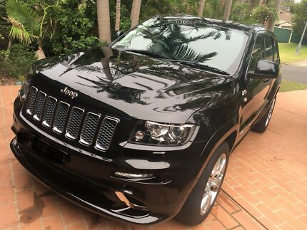 Jeep Grand Cherokee SRT8 2012 MY13 6.4L Hemi