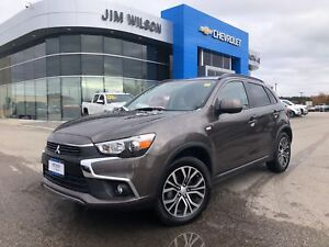 2016 Mitsubishi RVR SE 4WD HEATED SEATS ALLOYS KEYLESS LOW LOW K