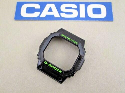 Genuine Casio G-Shock G-5600B GW-M5610B black glossy watch case cover bezel