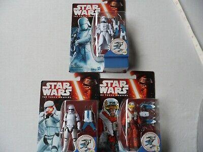 Star Wars The Force Awakens - Stormtrooper - X-Wing Pilot Atsy  -  Snowtrooper