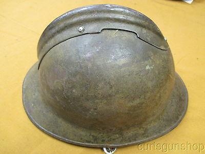 WWI Italian Army M1916 Adrian Style Combat Helmet