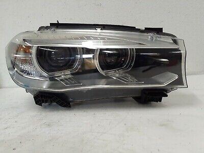 2016 17 18 BMW X5 X6 HEADLIGHT Lamp PASSENGER SIDE XENON LED OEM *B2789