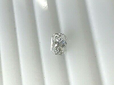 GIA 1.01ct Radiant Cut Loose Diamond G color, VS2 clarity 6.87 x 5.08 x 3.82mm
