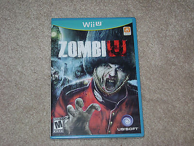 ZOMBIE U....NINTENDO WII U...***SEALED***BRAND NEW***!!!!!! for sale  Shipping to South Africa