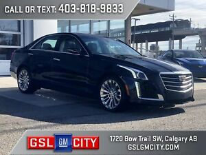 2015 Cadillac CTS Sedan Luxury AWD 3.6L V6, All Wheel drive