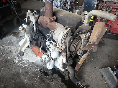 Detroit Diesel 4-53 Engine Runs Strong Video 453 Rh Exhaust Gm
