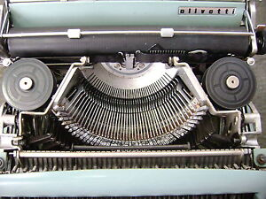 new typewriter ribbon .  To suit Olivetti. free post or fitted free.