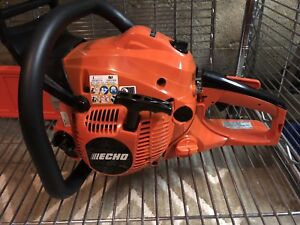 Echo cs490 chainsaw.  New never used.