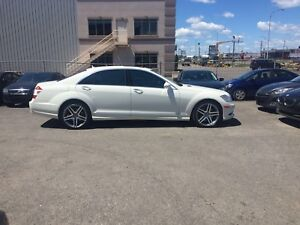 Mercedes Benz 2007 S550 |AMG PACK-4matic-MINT