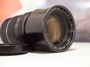 leica-summicron-M-objectif-90mm-f-2