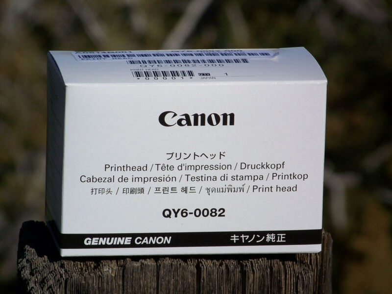 New Genuine Canon QY6-0082-000 printhead for iP7220 MG5420 MG5520 MG5620 MG5720