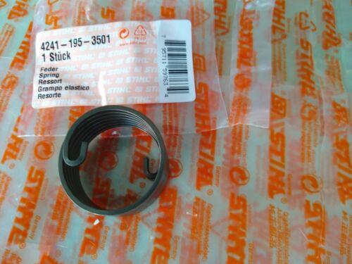 STIHL spring easy start recoil starter rewind bg56c bg86c  OEM  4241 195 3501
