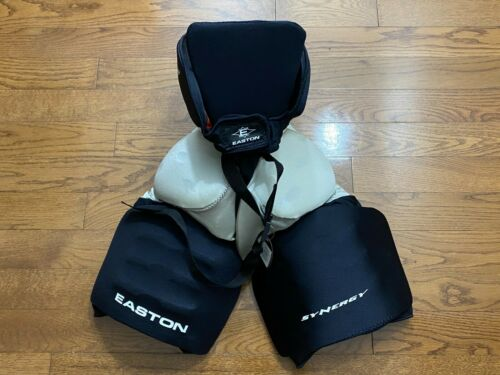 New! EASTON Synergy NHL Pro Stock Return Hockey Player Protective Pant Girdle L